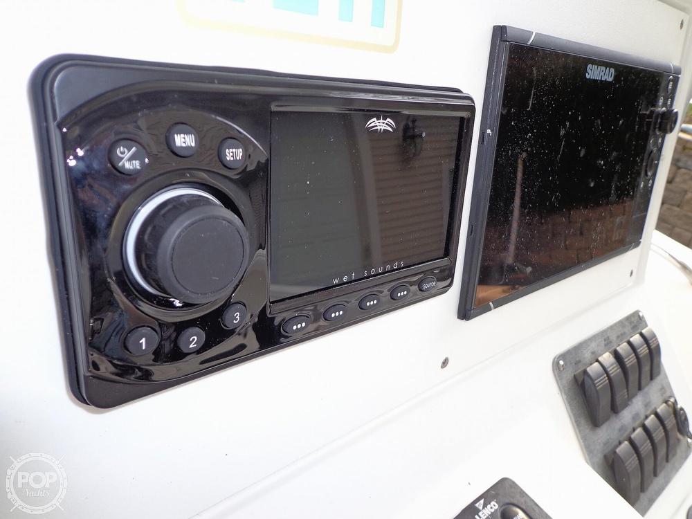 2005 Sailfish boat for sale, model of the boat is 266 CC & Image # 25 of 40