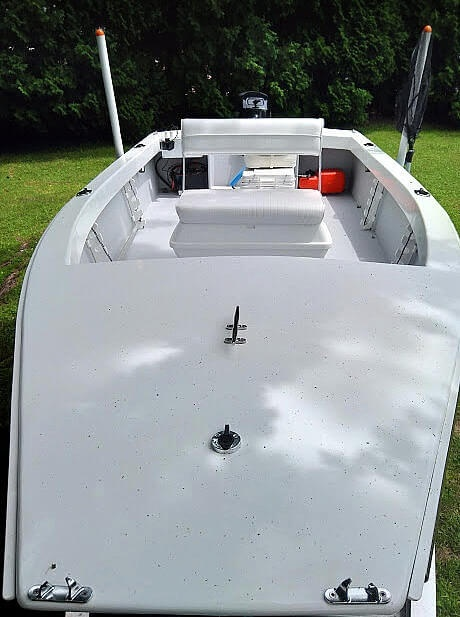 2018 Garvey boat for sale, model of the boat is 16 & Image # 6 of 15
