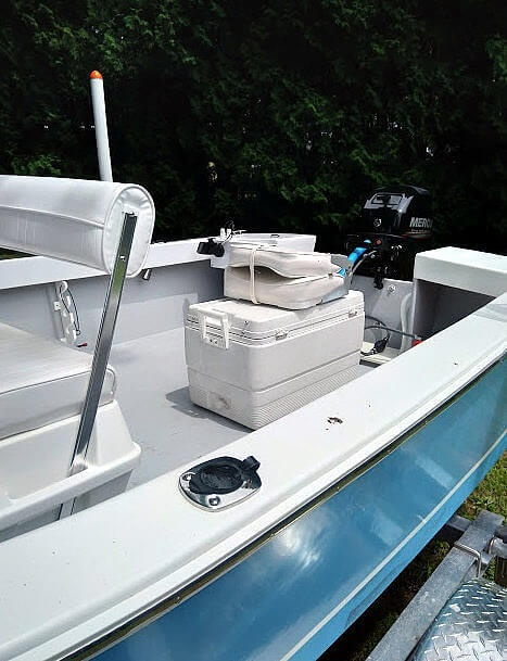 2018 Garvey boat for sale, model of the boat is 16 & Image # 8 of 15