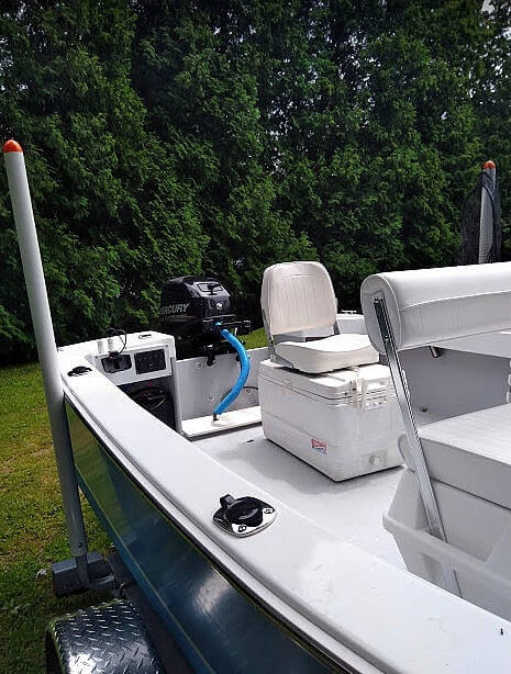 2018 Garvey boat for sale, model of the boat is 16 & Image # 7 of 15