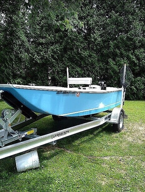 2018 Garvey boat for sale, model of the boat is 16 & Image # 2 of 15