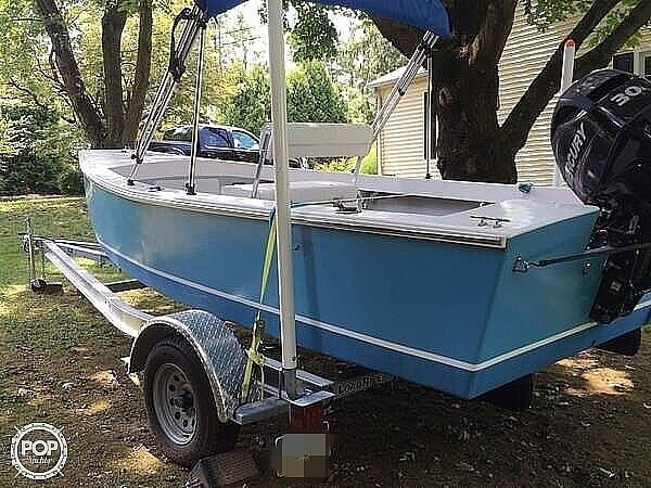 2018 Garvey boat for sale, model of the boat is 16 & Image # 5 of 15