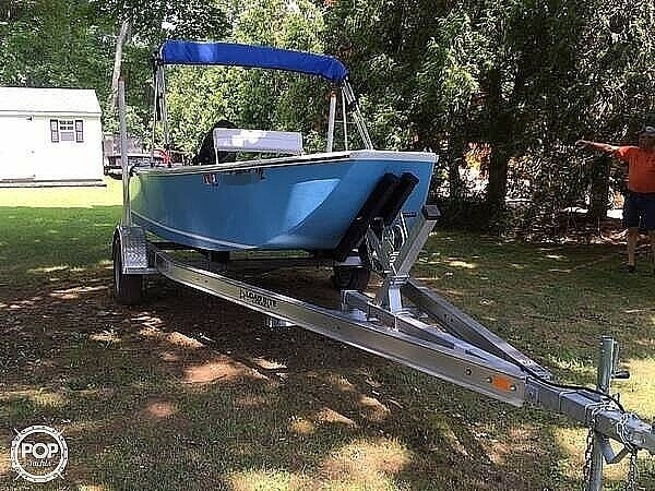 2018 Garvey boat for sale, model of the boat is 16 & Image # 3 of 15