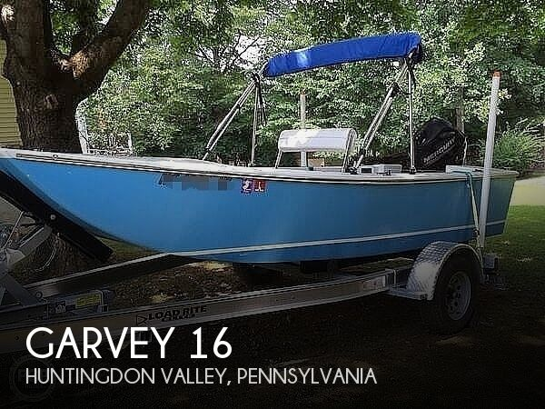 2018 Garvey boat for sale, model of the boat is 16 & Image # 1 of 15