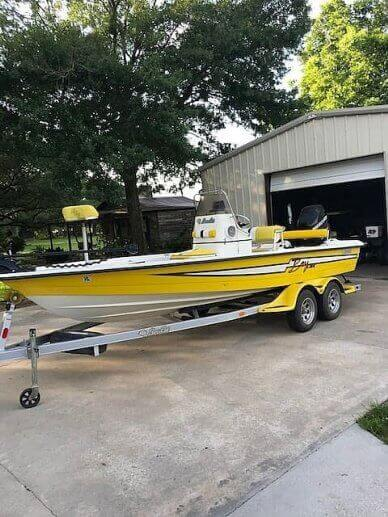 Bass Cat Bay Cat 22, 22, for sale - $33,820