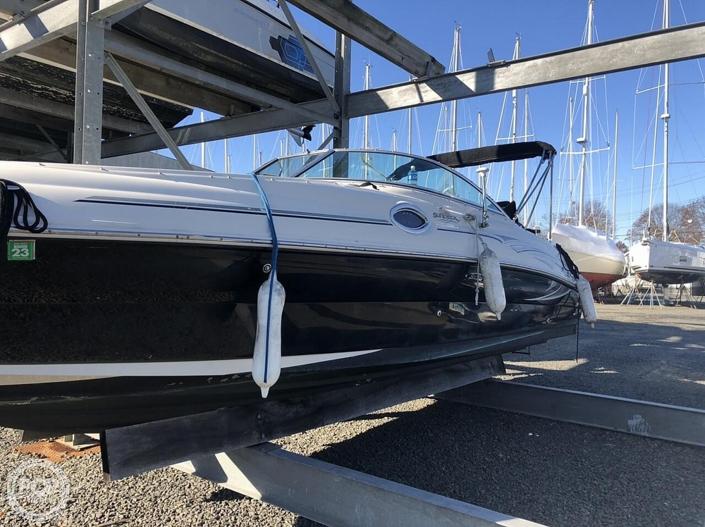 2006 Sea Ray boat for sale, model of the boat is 240 Sundeck & Image # 12 of 40