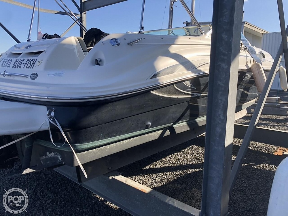 2006 Sea Ray boat for sale, model of the boat is 240 Sundeck & Image # 13 of 40