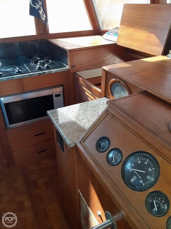 1982 Grand Banks boat for sale, model of the boat is 36 Trawler & Image # 12 of 40
