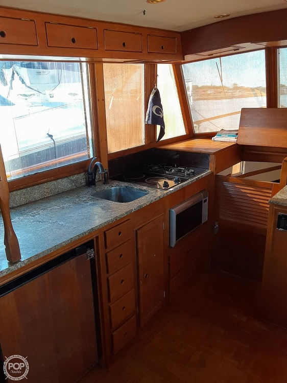 1982 Grand Banks boat for sale, model of the boat is 36 Trawler & Image # 12 of 41