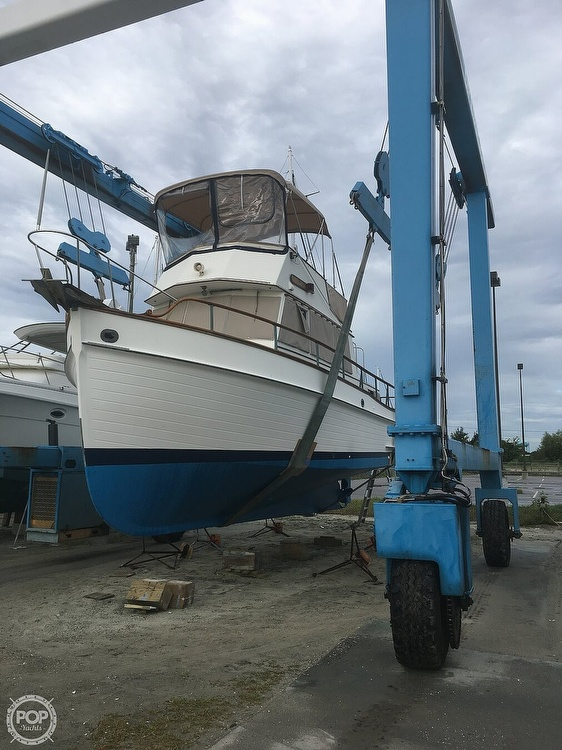1982 Grand Banks boat for sale, model of the boat is 36 Trawler & Image # 3 of 40