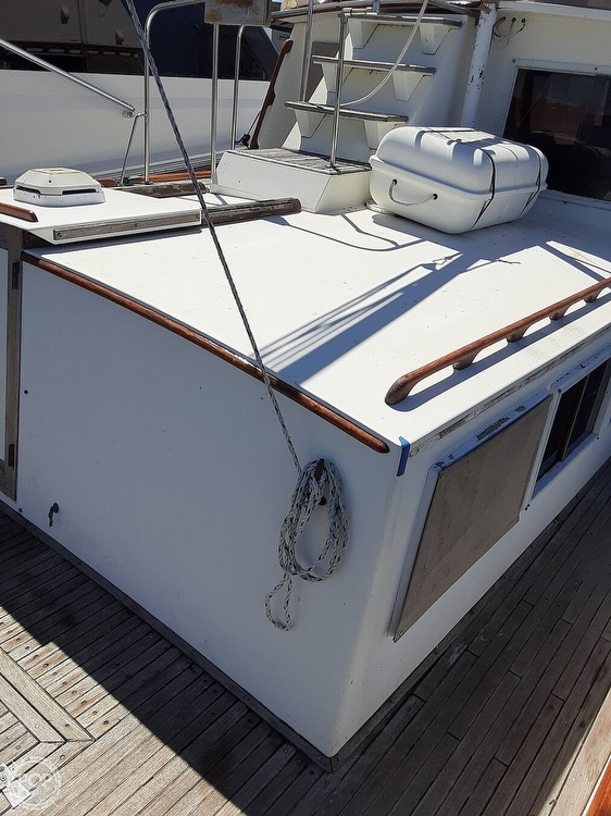 1982 Grand Banks boat for sale, model of the boat is 36 Trawler & Image # 38 of 40