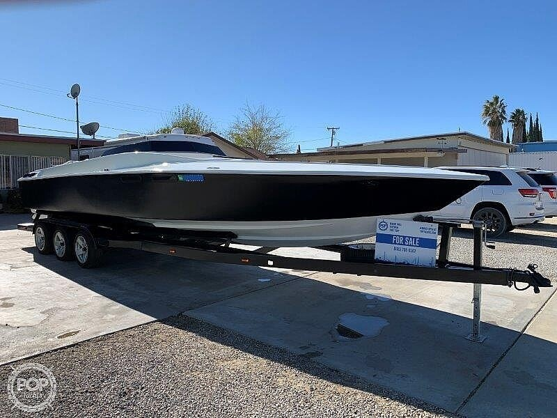 1979 Arizona Homemade Boats boat for sale, model of the boat is Warlock Offshore 30 & Image # 3 of 40
