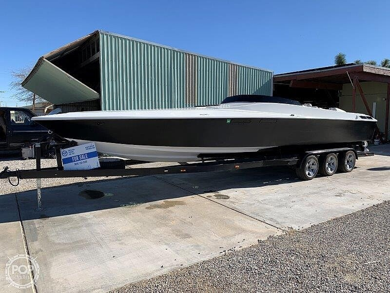 1979 Arizona Homemade Boats boat for sale, model of the boat is Warlock Offshore 30 & Image # 6 of 40