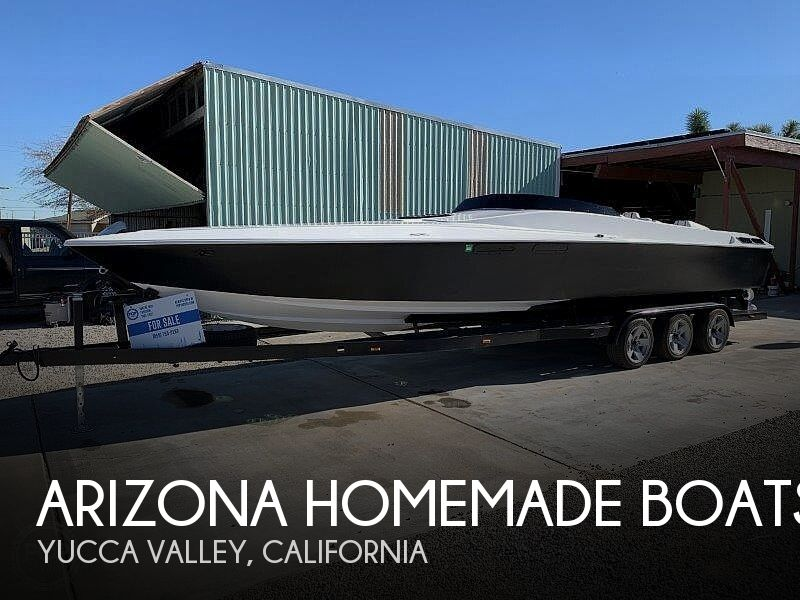 1979 Arizona Homemade Boats boat for sale, model of the boat is Warlock Offshore 30 & Image # 1 of 40