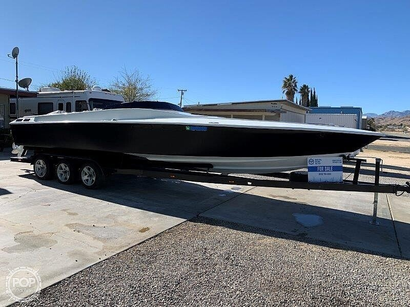 1979 Arizona Homemade Boats boat for sale, model of the boat is Warlock Offshore 30 & Image # 11 of 40