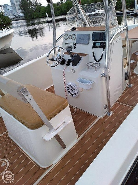 2013 American Angler boat for sale, model of the boat is 2200 Grande Bay & Image # 2 of 40