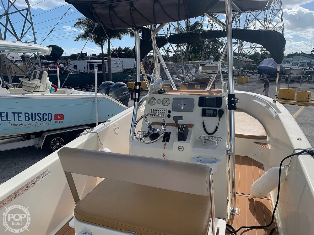 2013 American Angler boat for sale, model of the boat is 2200 Grande Bay & Image # 23 of 40