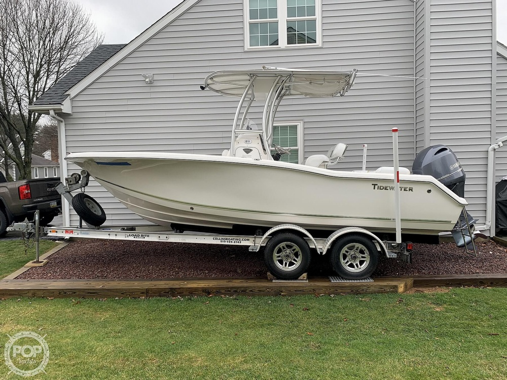 2014 Tidewater boat for sale, model of the boat is 210 LXF & Image # 5 of 40