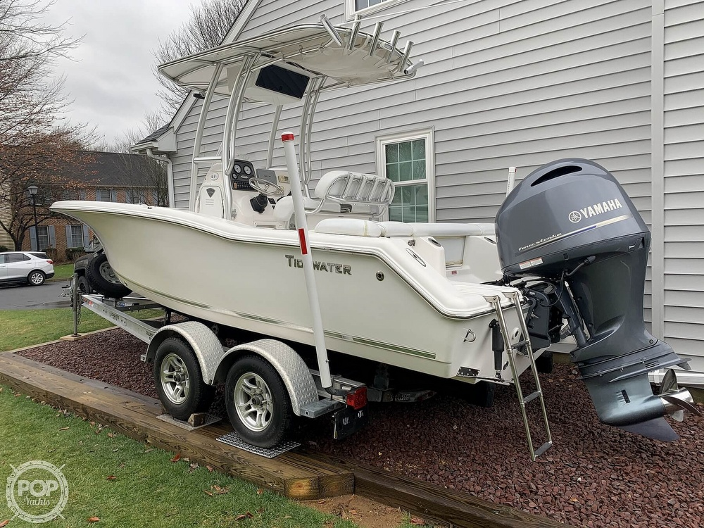 2014 Tidewater boat for sale, model of the boat is 210 LXF & Image # 9 of 40