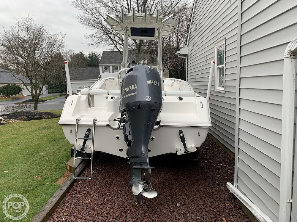 2014 Tidewater boat for sale, model of the boat is 210 LXF & Image # 10 of 40