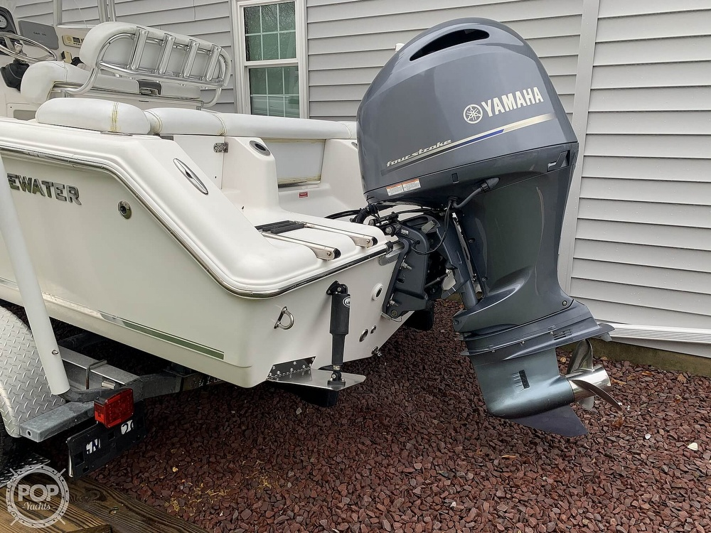 2014 Tidewater boat for sale, model of the boat is 210 LXF & Image # 4 of 40