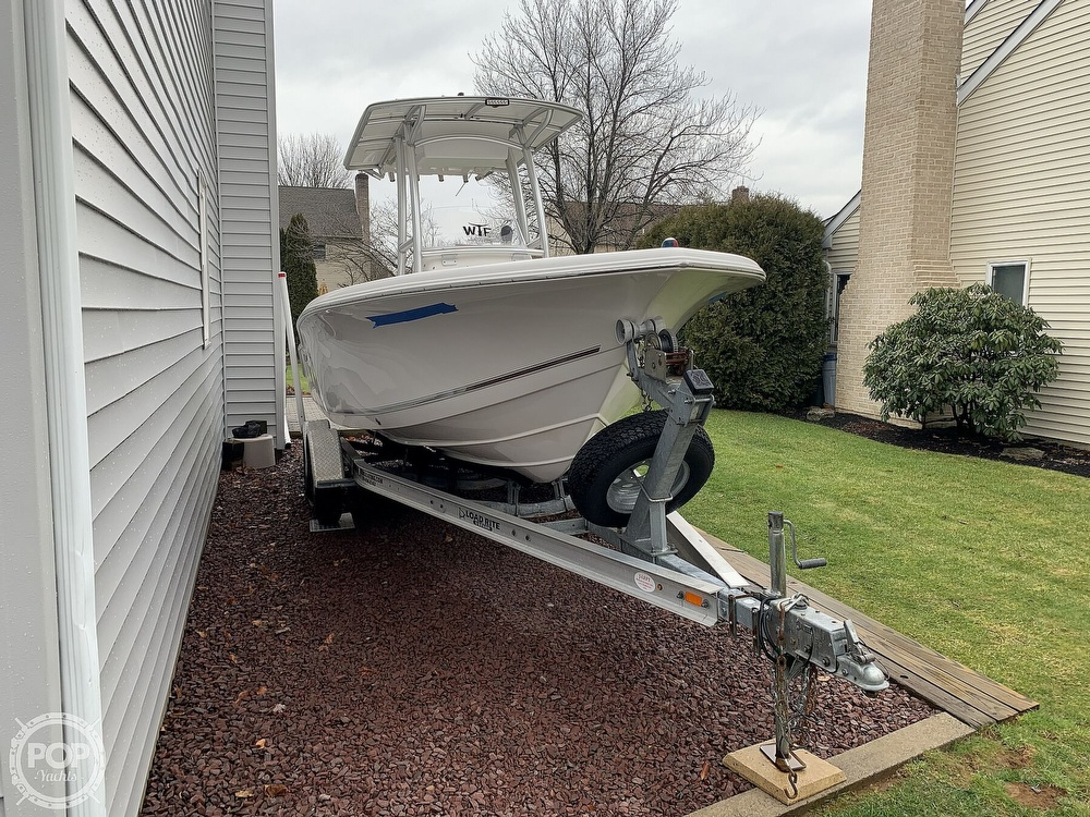 2014 Tidewater boat for sale, model of the boat is 210 LXF & Image # 6 of 40