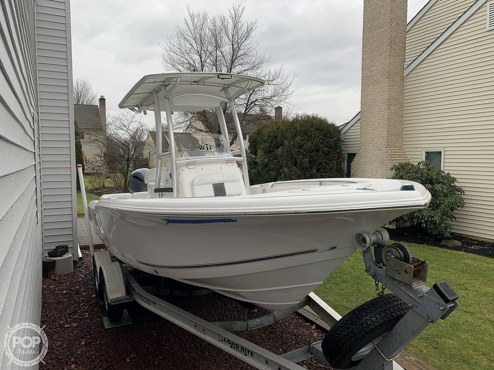 2014 Tidewater boat for sale, model of the boat is 210 LXF & Image # 14 of 40