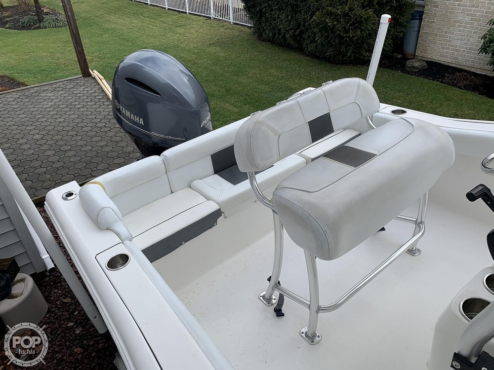 2014 Tidewater boat for sale, model of the boat is 210 LXF & Image # 17 of 40