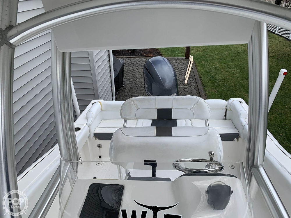 2014 Tidewater boat for sale, model of the boat is 210 LXF & Image # 20 of 40