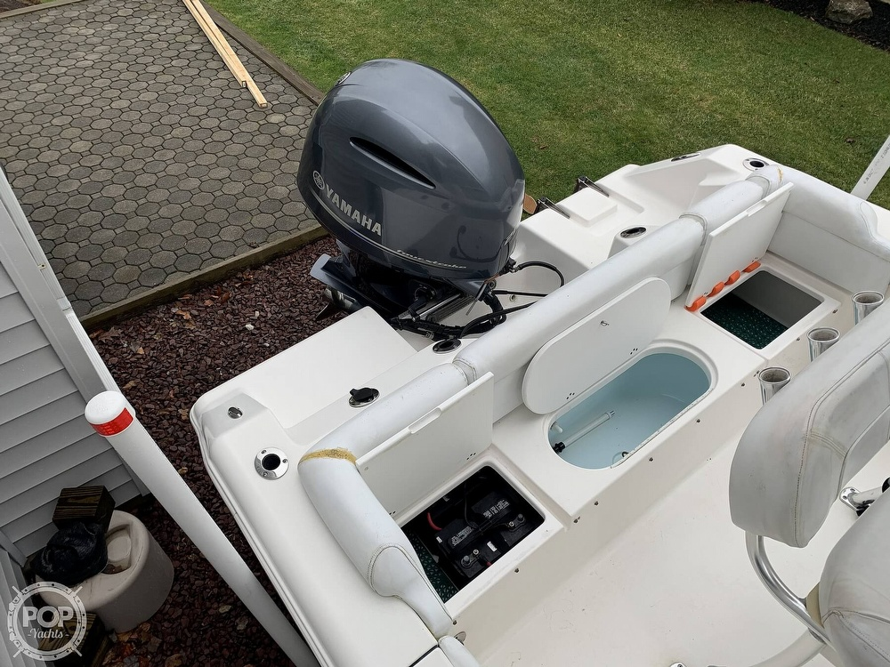 2014 Tidewater boat for sale, model of the boat is 210 LXF & Image # 22 of 40