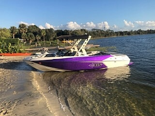 2015 Axis boat for sale, model of the boat is T23 & Image # 2 of 22