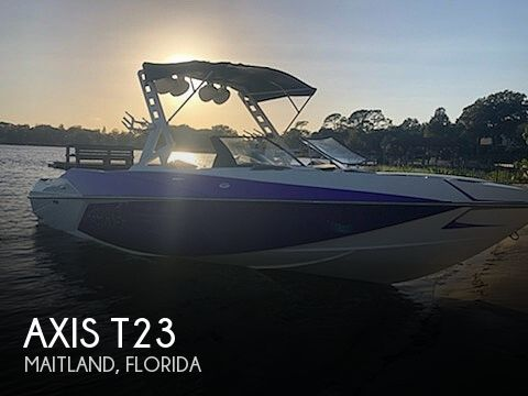2015 Axis boat for sale, model of the boat is T23 & Image # 1 of 22
