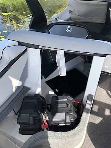 2015 Axis boat for sale, model of the boat is T23 & Image # 19 of 22