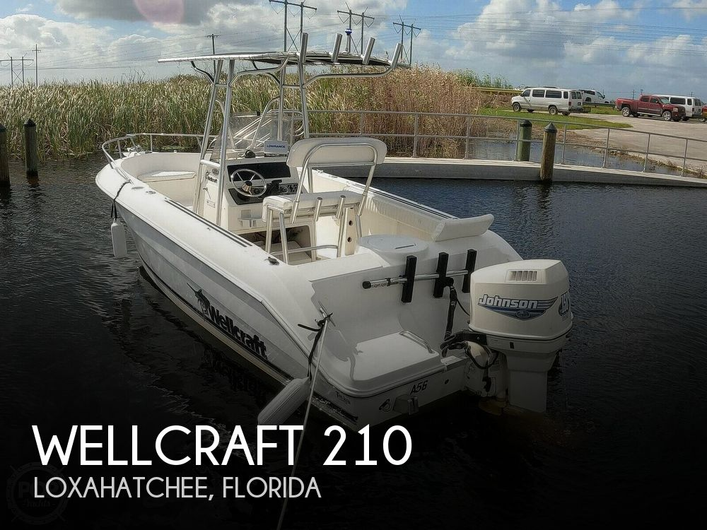 Used Wellcraft 21 Boats For Sale by owner | 2000 Wellcraft Fisherman 210