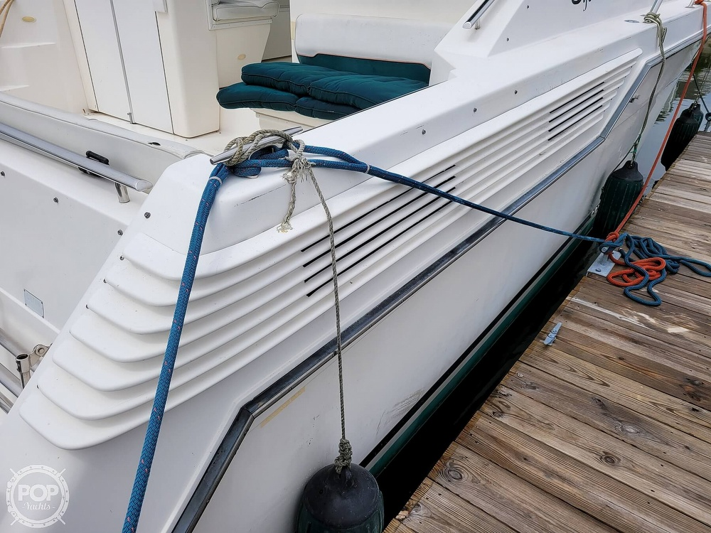 1996 Wellcraft boat for sale, model of the boat is 43 Portofino & Image # 26 of 40