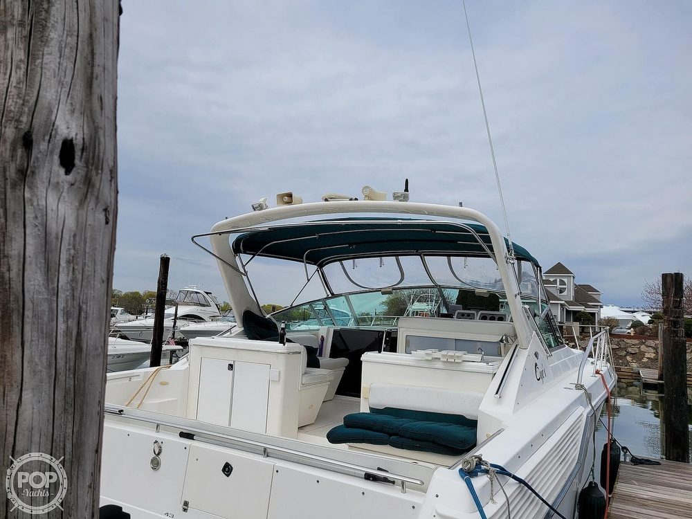 1996 Wellcraft boat for sale, model of the boat is 43 Portofino & Image # 28 of 40