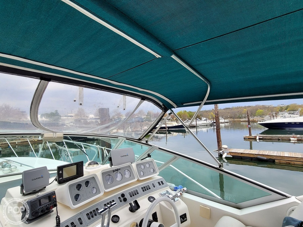 1996 Wellcraft boat for sale, model of the boat is 43 Portofino & Image # 32 of 40