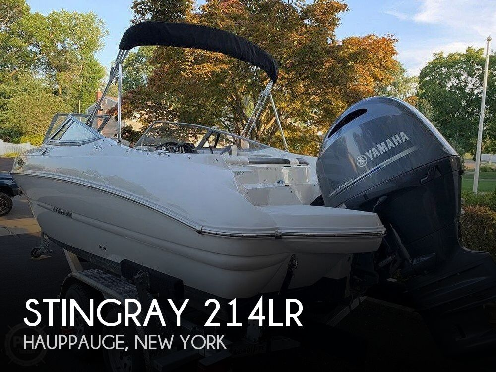 Used Stingray Boats For Sale by owner | 2018 Stingray 214LR