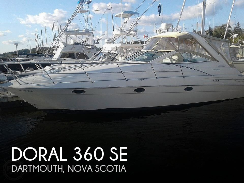 Used Doral Boats For Sale by owner | 1999 Doral 360