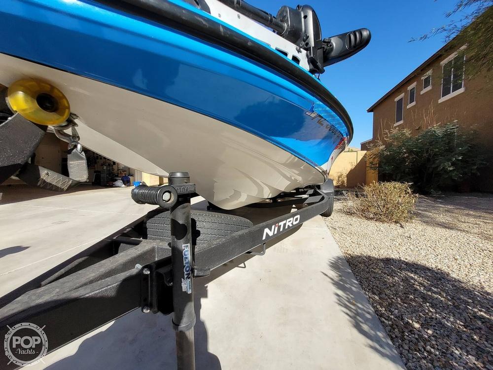 2018 Nitro boat for sale, model of the boat is Z19 & Image # 10 of 41