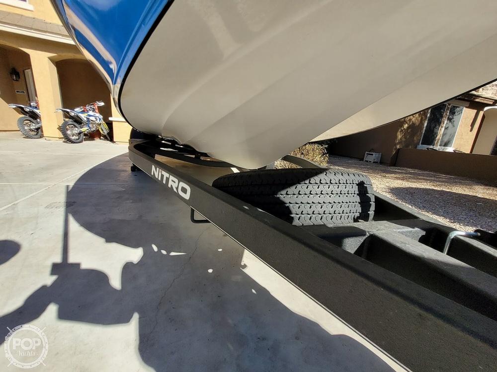 2018 Nitro boat for sale, model of the boat is Z19 & Image # 11 of 41