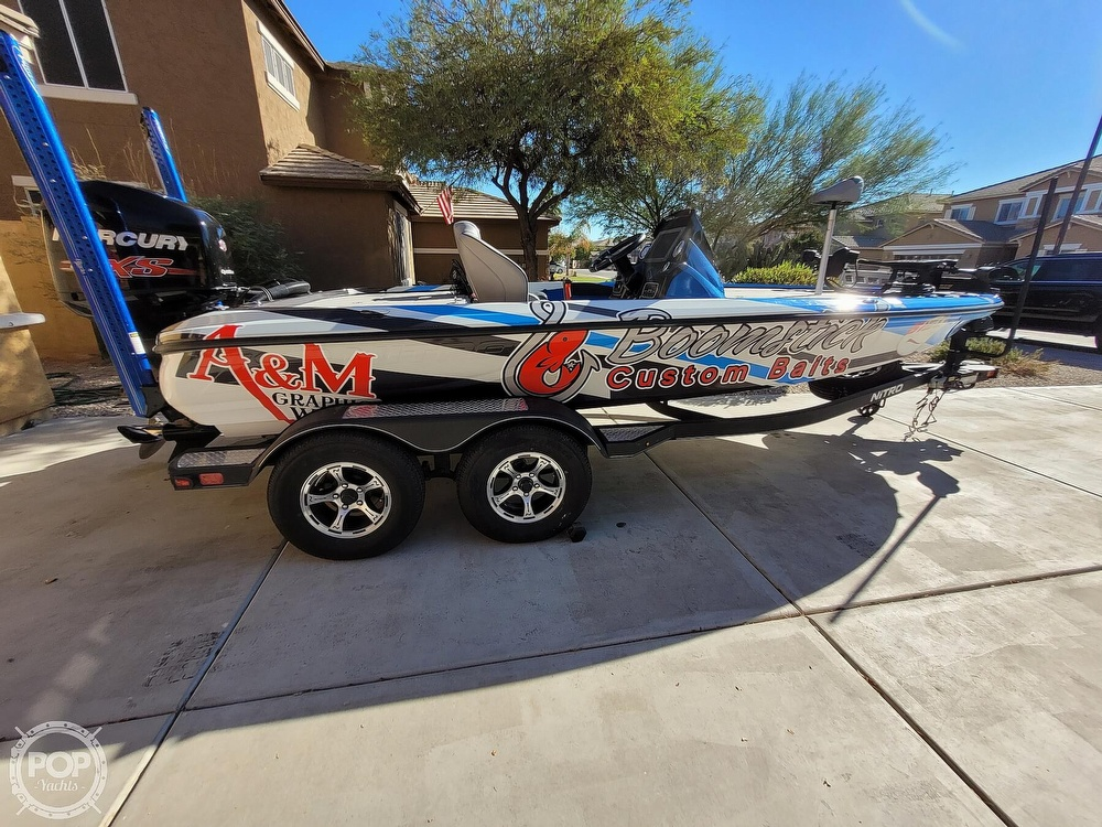 2018 Nitro boat for sale, model of the boat is Z19 & Image # 5 of 41