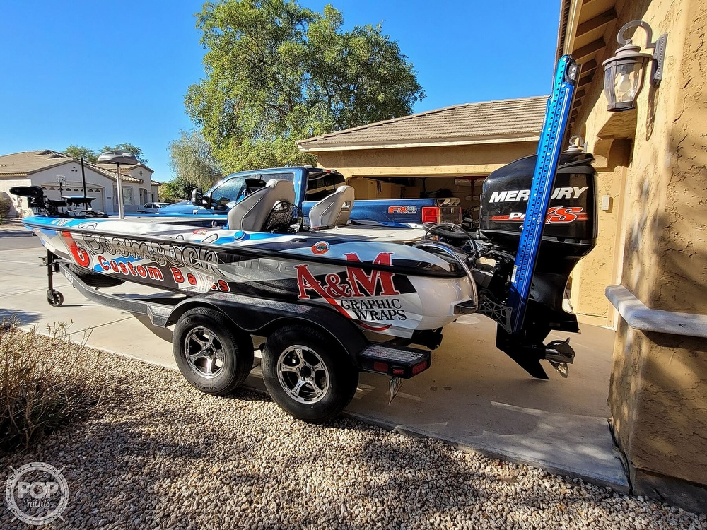 2018 Nitro boat for sale, model of the boat is Z19 & Image # 7 of 41