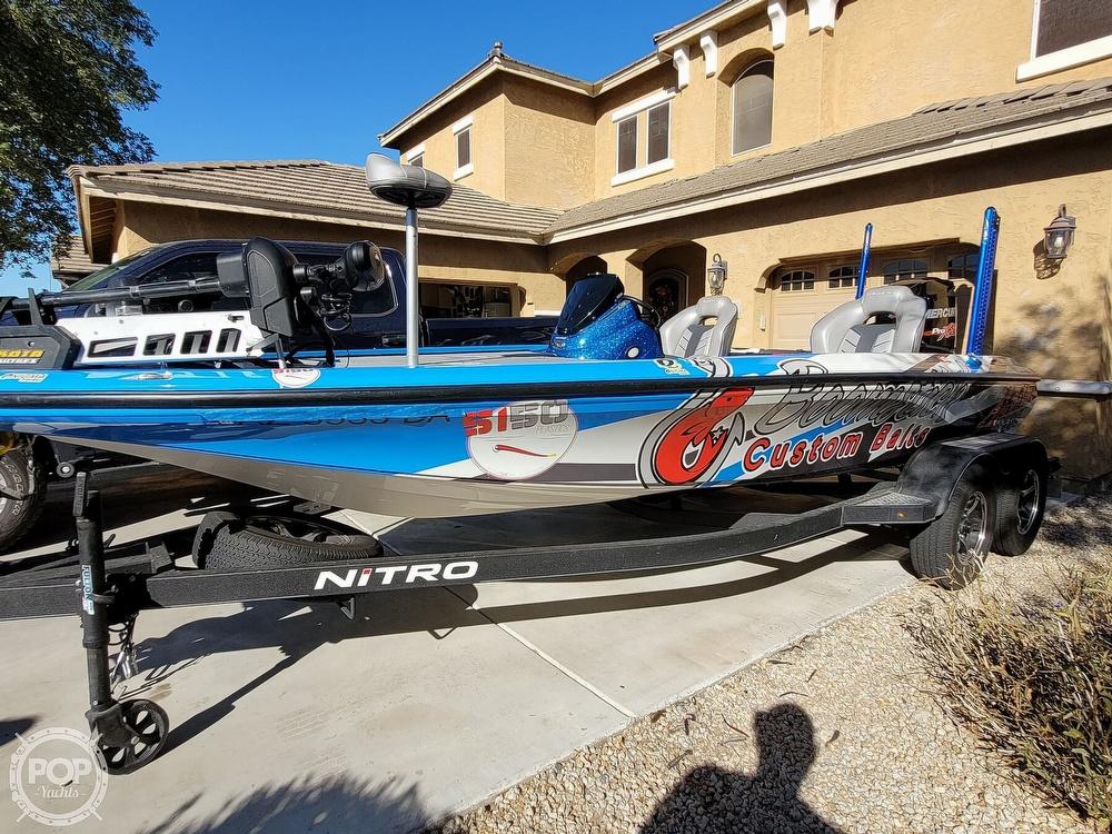 2018 Nitro boat for sale, model of the boat is Z19 & Image # 8 of 41