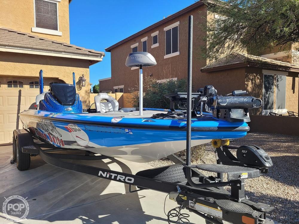 2018 Nitro boat for sale, model of the boat is Z19 & Image # 3 of 41