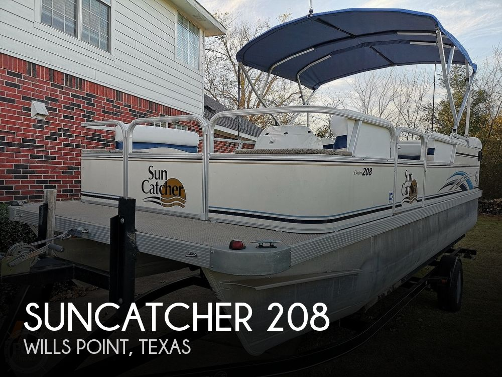 2007 SUNCATCHER CRUISE 208 for sale
