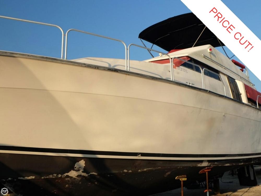 1989 Mainship 41Grand Salon Mediterranean