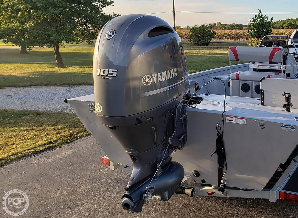 2019 G3 Boats boat for sale, model of the boat is 20CCJ DLX & Image # 5 of 26