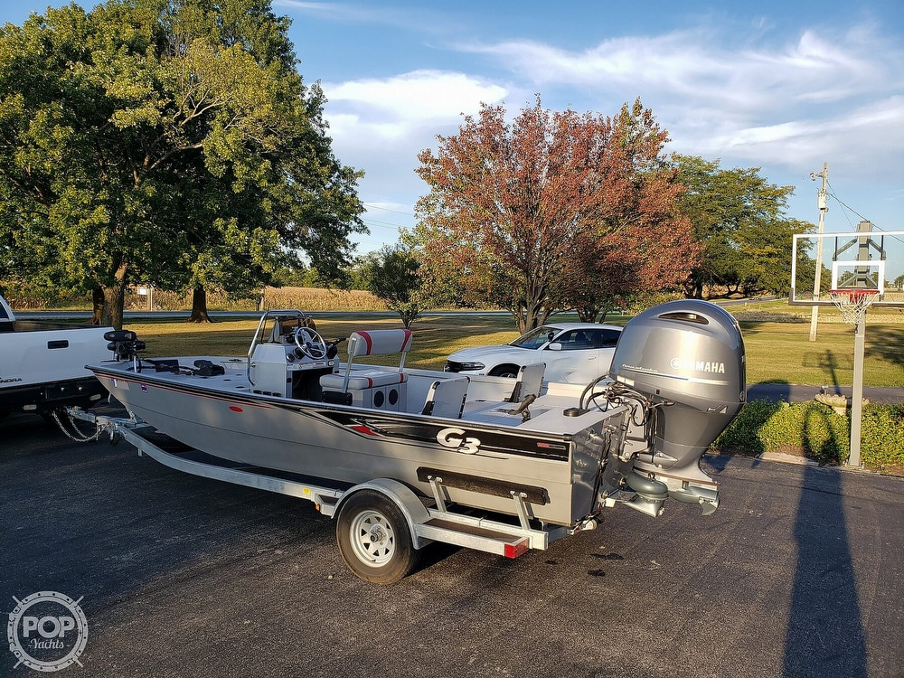 2019 G3 Boats boat for sale, model of the boat is 20CCJ DLX & Image # 3 of 26