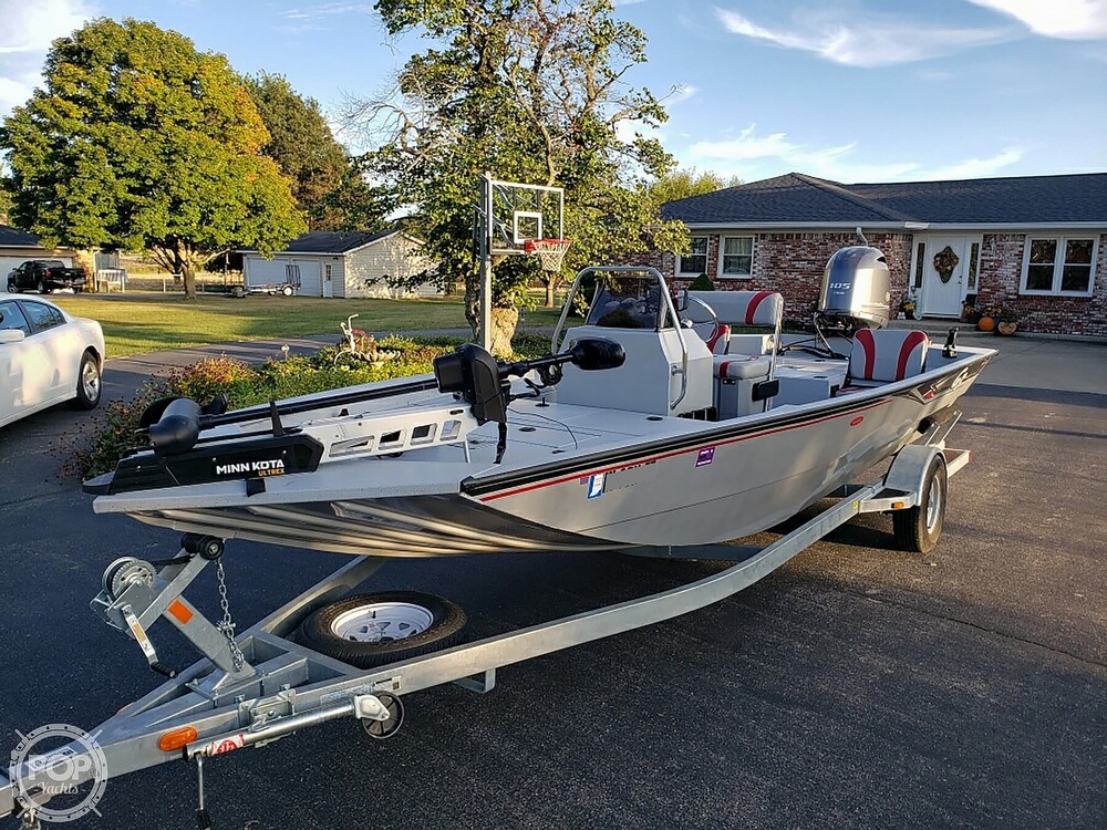 2019 G3 Boats boat for sale, model of the boat is 20CCJ DLX & Image # 14 of 26